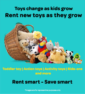 Toys on Rent
